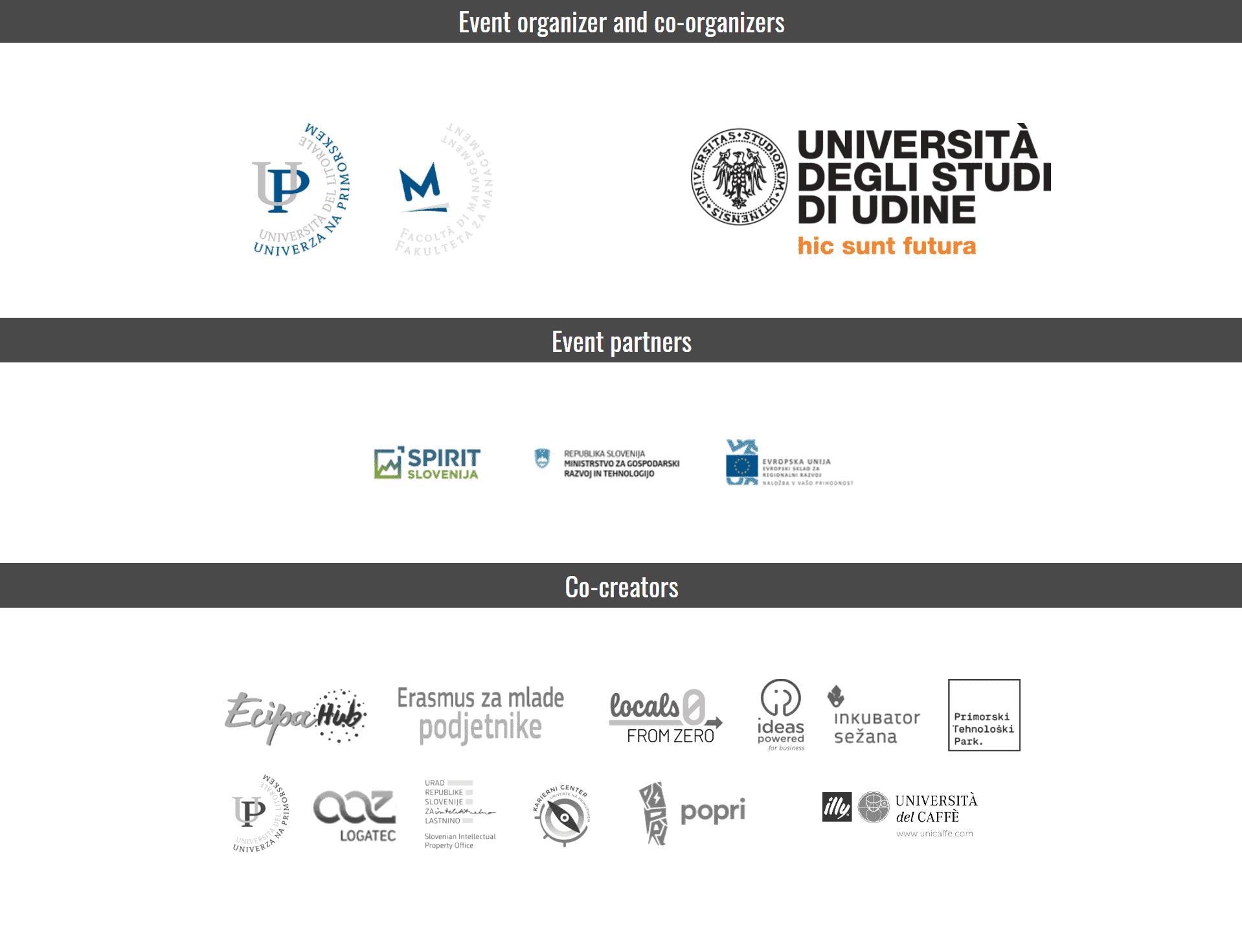 Online FestINNO 2021 Partners